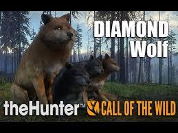 Thehunter Call Of The Wild Yukon Valley Diamond Gray Wolf