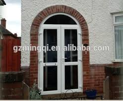 arched double front doors. PVC Arched Double Entry Doors Front