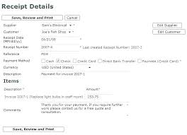 Blank Invoices To Print Gorgeous Xero Create Receipt Template Create Receipt Forms Creating An