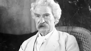 Mark Twain About His Autobiography