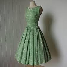 <b>Vintage 50s</b> Alfred Shaheen Hawaiian Print Sun Dress | Dressy ...