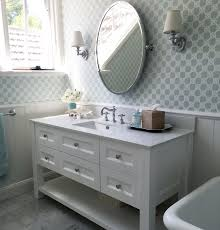 freestanding bathroom vanity. Introducing Freestanding Bathroom Vanity Luxury Vanities Beach Style With Gray Backsplash | Aikenata 47 Vanity. Free Standing I