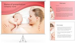 powerpoint brochure template free breastfeeding powerpoint presentation templates top result 60