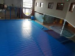 indoor pool and hot tub with a slide. Lady\u0027s Mile Holiday Park: Indoor Pool With Small Pool, Hot Tub And Slide A 0