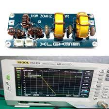 1KW 1 30 MHZ Low pass filter coupler LFP for FM transmitter SSB CW HF power  amplifier|low pass filter|amplifier poweramplifier mhz - AliExpress