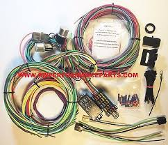 21 circuit ez wiring harness chevy mopar ford hotrods universal x new 21 circuit ez wiring harness mini fuse chevy ford hotrods universal xl wires