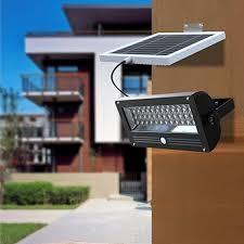 Wireless Solar MotionSensor LED Security Lights With Photocell Led Security Light Solar