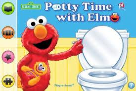 Elmo Potty Training App Kid Stuff Pinterest Potty Training