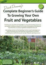 own vegetable garden resources