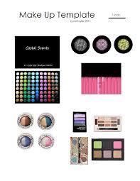 ag doll makeup template