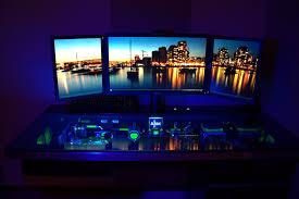 Custom Computer Desk Custom Computer Desk