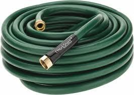 garden hose thread size worksmart vinyl hose mscdirect com