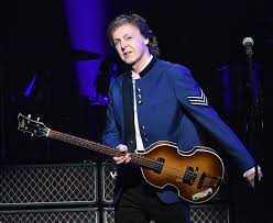 2017 was also the year i saw paul mccartney
