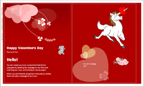 Word S Day Template Kids S Day Wishing Cards Word Excel Templates