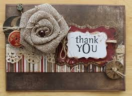Thank You Cards Design Your Own Scrapbook Flair Pam Bray Designs Thank You Card