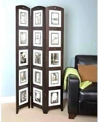 room divider picture frame
