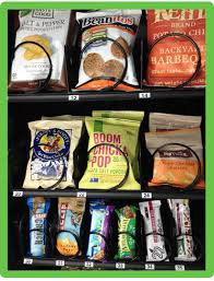 Healthiest Vending Machine Snack Interesting Healthy Vending Machines Healthy Snack Vending Machines