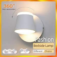 360 degrees adjustable led