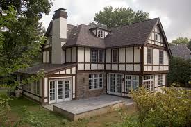 Exterior  Jenkintown Tudor Renovation - Home exterior renovation