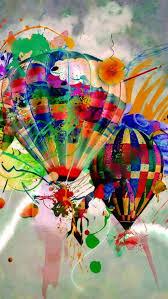 hot air balloon graffiti design s4