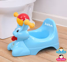 the riding potty chair by potty scotty