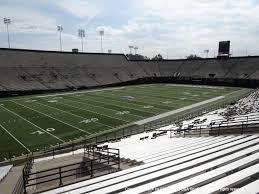 Vanderbilt Stadium View From Section A Vivid Seats