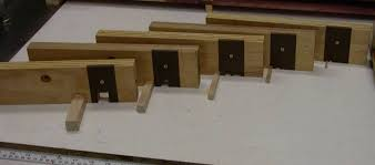 box joint jig plans. thread: which box joint jig to buy rockler or woodsmith plans