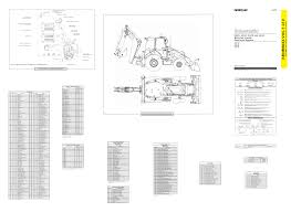 wiring schematic ls new holland wiring discover your wiring caterpillar backhoe loader 434e