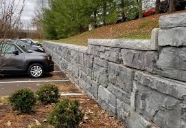 large retaining wall blocks concrete