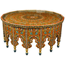 Indian Coffee Table Coffee Table Moroccan Brass Table Moroccan Low Table Moroccan