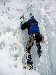 Ледолазание - Ice climbing - qwe.wiki