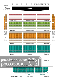 Showcase Live Seating Chart Seating Stage Plan Tickets Pricing For T Ara Music