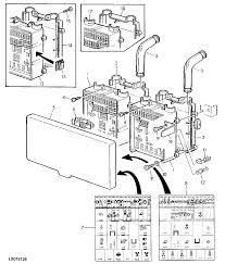 Electrical wiring john deere tractor wiring diagram electrical