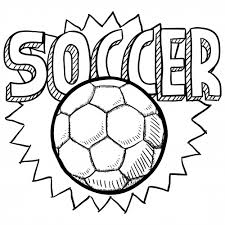 Soccer Coloring Pages Google Search Adult Coloring Pages