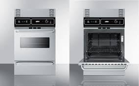 summit ttm7212bkw custom trim kit raises the wall oven s height to 39 inches