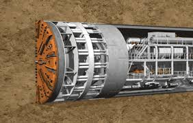 Image result for What Are The Benefits Of Boring Machines Or TBMs?