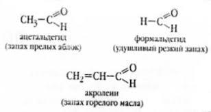 Конспект урока по химии на тему Альдегиды и их свойства класс