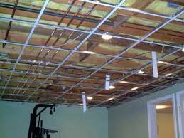Why Use A Suspended Ceiling?
