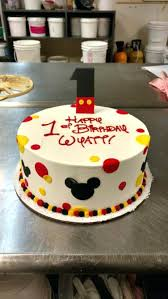 mickey mouse cake ideas for kids birthdy cke feturing fondnt