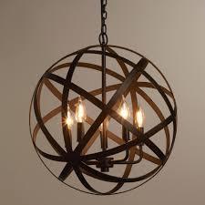 modern design lighting. Globe Chandelier Light   Modern Design Intended For Small Metal Lighting