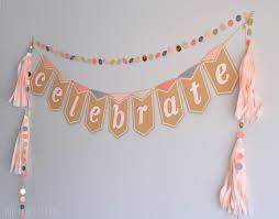 Celebrate Banner Celebrate Banner Kit The Happy Scraps
