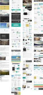 Web User Interface Ui Kit Free Psd At Downloadfreepsd Com