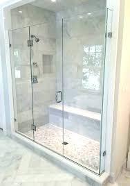outstanding shower door kit glass hardware frameless sliding select a