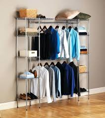 free standing clothes rack. Free Standing Closet Rack Awesome Best Organizers Images On Organizing Tips Designs Clothes