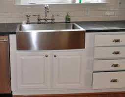 sinks farmhouse apron