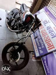 asambled choper argent for sell ujjain motorcycles free ganj
