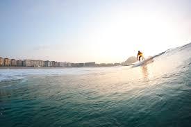 Resultado de imagen de san sebastian surf