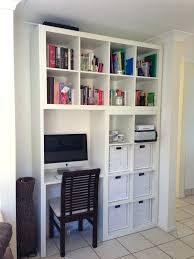 office wall cabinets white. white wall shelving unit with computer desk and chair a lot of book collections office cabinets for sale built in