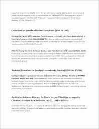 Fico Consultant Resume Quoet 18 Lovely How To Make A Resume For