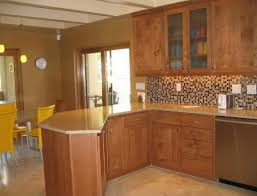 kitchen wall colors with honey oak cabinets on 640x487